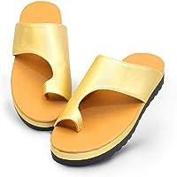 KIDsstz Sandalias Correctoras Sandalias Cómodas De Plataforma Bunion Corrector Zapatos Antideslizante Respirable Zapatos…