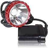 Kohree® KL6.6LM AC 85V-265V Miner Mining Lighting Hunting Headlight Camping Cap Lamp, IP67, Up to 500meters,Waterproof,IP67,Explosion Proof