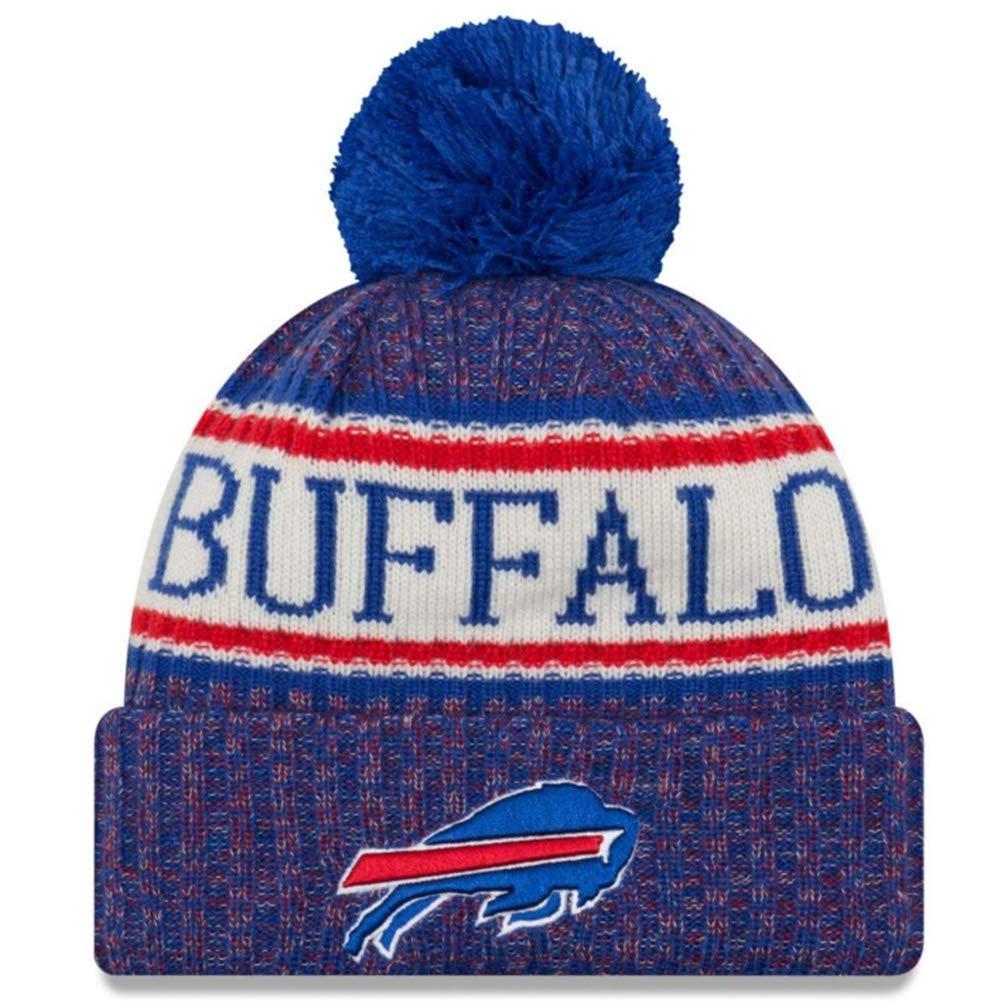 QPYC 2018 Sport Knit Pom Knit Hat Cap Winter Wool Warm Beanie Pom Hat Multicolour