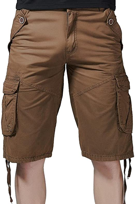 SANFASHION Herren Shorts Pantalón Corto - Relaxed - para ...