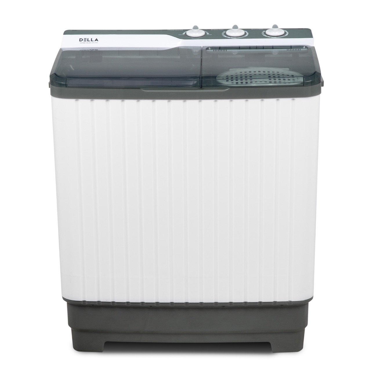 Della 9kg Portable Mini Compact Twin Tub Washing Machine