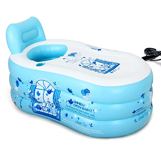 Li jing home Bañera inflable bañera para adultos bañera de baño ...