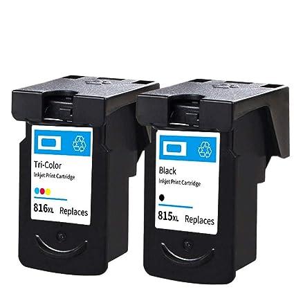 PG815 PG816 - Cartucho de tinta para impresora Canon MP288 ...