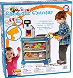 This set is perfect for the little shopper in your life. Real lights and sounds included with the scanner gun. Lots of realistic play food and containers to make for an afternoon of shopping fun. Constomer Service Contact: customerserviceatamloid.com...