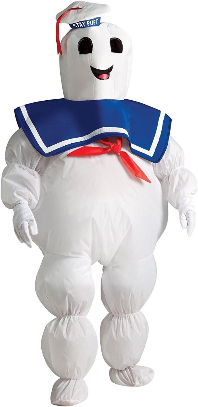 Disfraz de Marshmallow de Los Cazafantasmas Infantil - Estándar ...