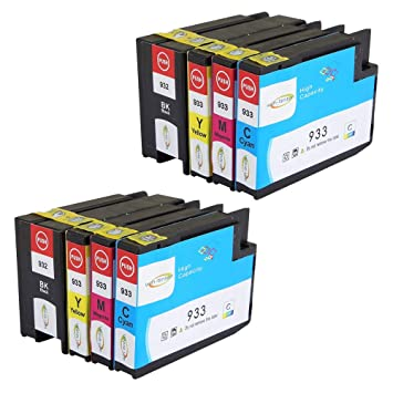 Win-TinTen - Cartucho de Tinta Compatible con HP 932XL 933XL para ...