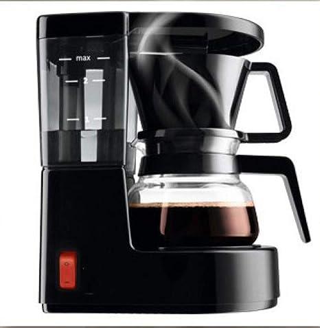 Cafetera semiautomática, tipo goteo, pequeña, cafetera de filtro ...
