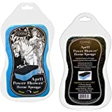 April Power Shower Horse Sponge - Tiger's Tongue and April Showers Combo