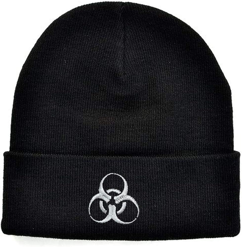 45REVS Warm Winter Beanie Knitted Ski Hat