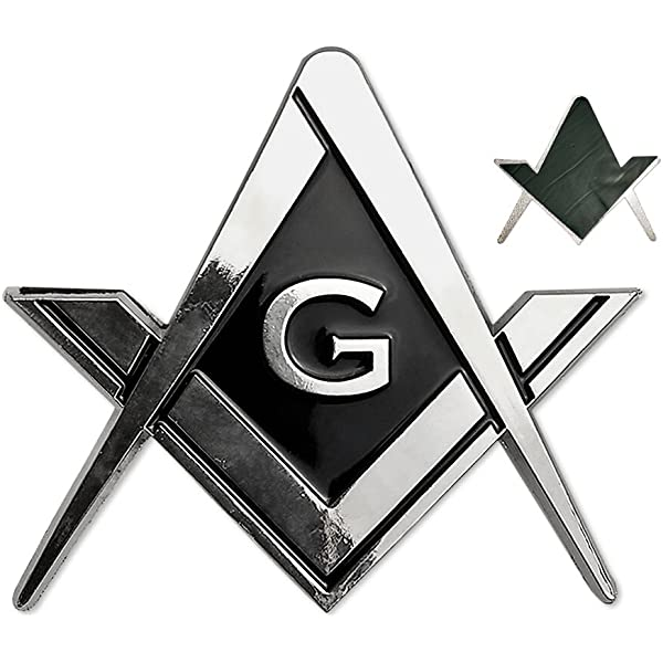 EverStamp Masonic Penny Punch Stamping Tool  Freemason Compass /& Square Design