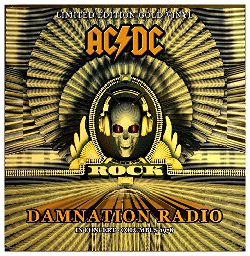 AC/DC - AC/DC - Damnation Radio: New Limited Edition Gold Vinyl (1 - Gold Edition New