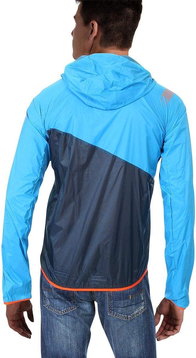 H90-614607-L Tropic Blue//Lake La Sportiva Joshua Tree Jacket Large Mens
