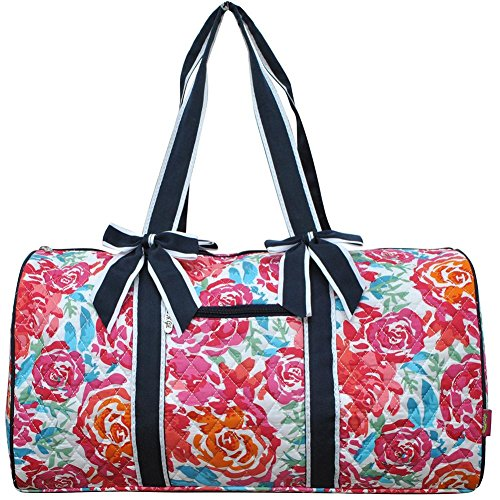 (Quilted Weekend Travel Overnight 20
