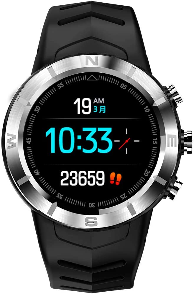 Amazon.com: Bounabay Smartwatch Fitness Tracker Activity ...