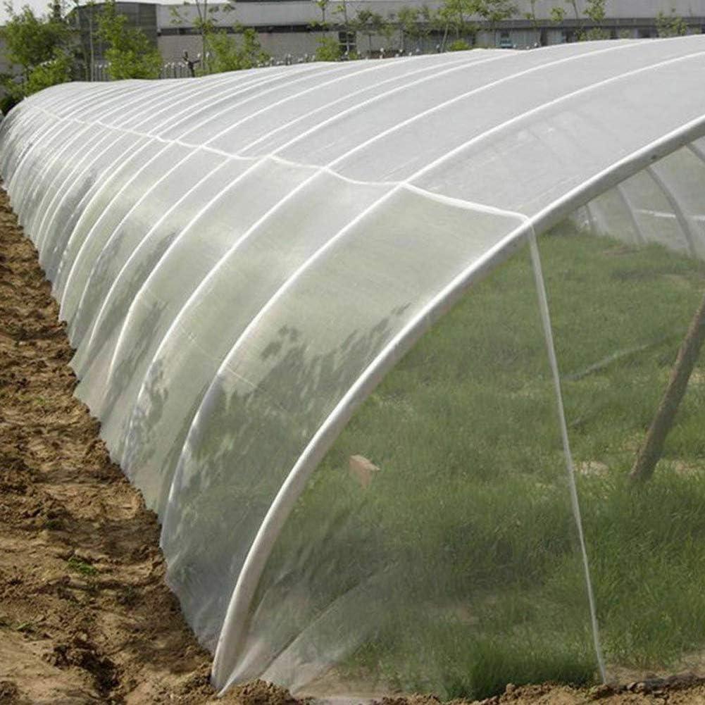 2.5m X 5m Ajboy Schutznetz Vogel Insektennetz Gefl/ügel Pflanzen Garten Ernte Obst Schutznetz 60目//60 Mesh