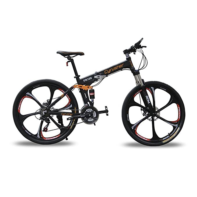 Cyrusher FR100 Folding Mountain Bike for Men