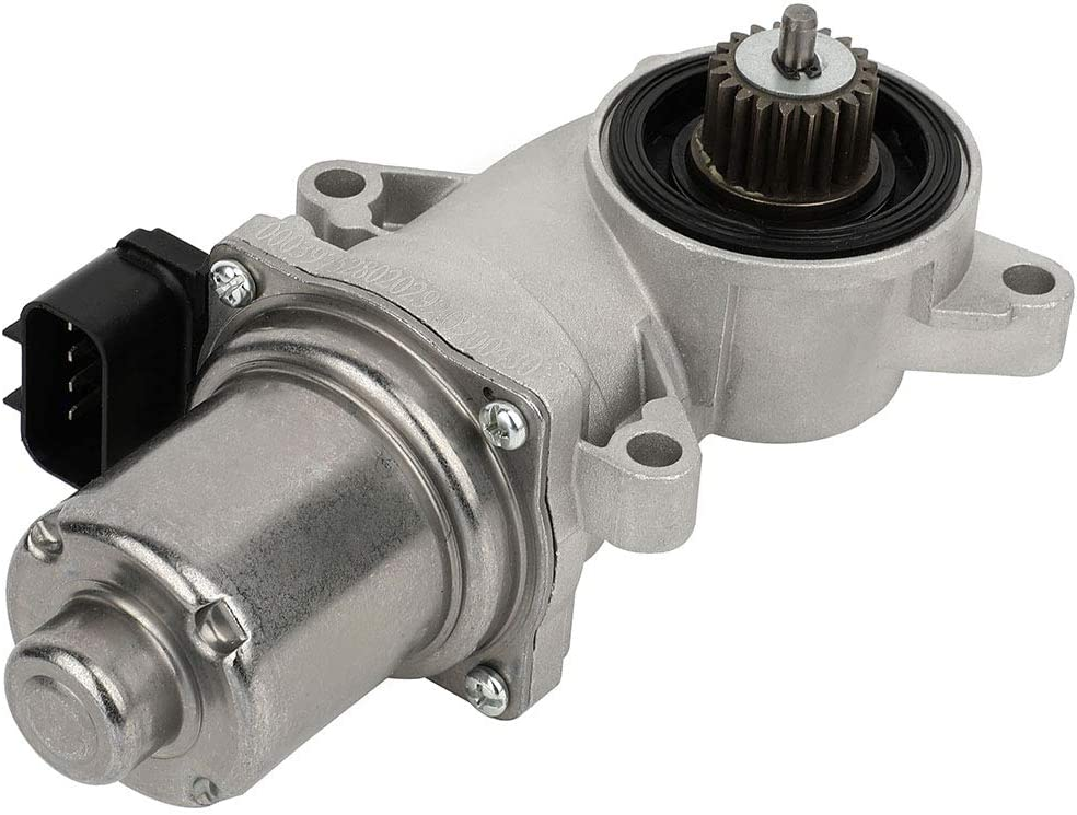 LUJUNTEC Transfer Csae Shift Motor Fit for 2007-2013 for Chevrolet Avalanche 2015-2016 for Chevrolet Colorado Encoder Motor