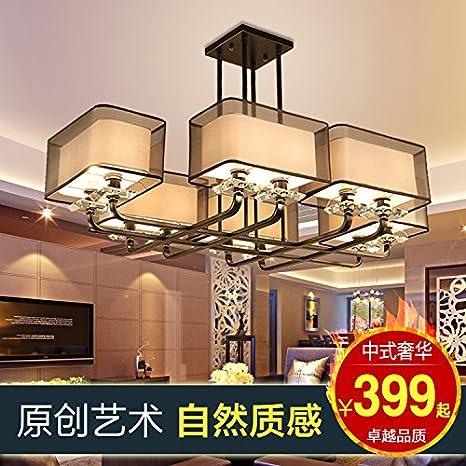 Lámpara China salón lámpara moderna nueva lámparas chinas ...