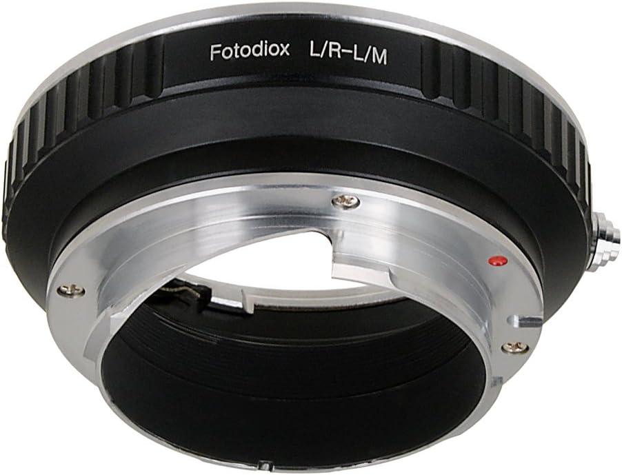 M8.2 Fotodiox Lens Mount Adapter M9-P fits Leica M-Monochrome M10 ...