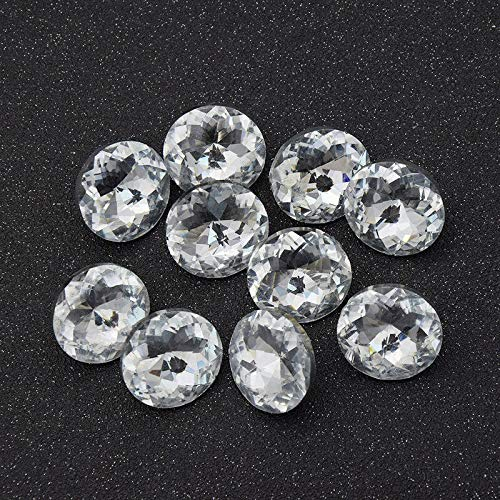 MOPOLIS Sofa Headboard Wall Decoration Diamond Fastener Upholstery 10/20x Sew Buttons | Model - 02 10x