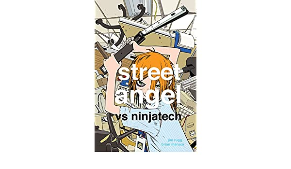 Street Angel vs Ninjatech: Amazon.es: Brian Maruca, Jim Rugg ...