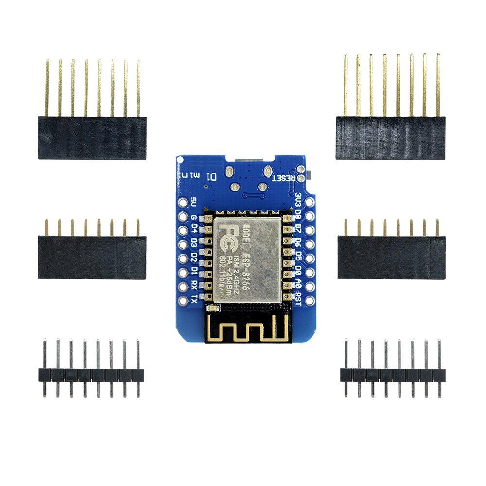 Aideepen ESP8266 ESP-12 NodeMcu Lua WeMos D1 Mini WiFi Develop Kit  Development Board