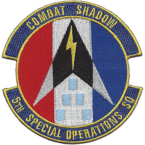 (5th SOS Special Operations Squadron Patch )