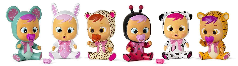 Imc Toys Mini Bebes Llorones Magic Tears única 97186 Modelos Surtidos 1 Unidad