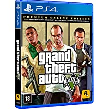 Grand Theft Auto V - Premium Online Edition - PlayStation 4