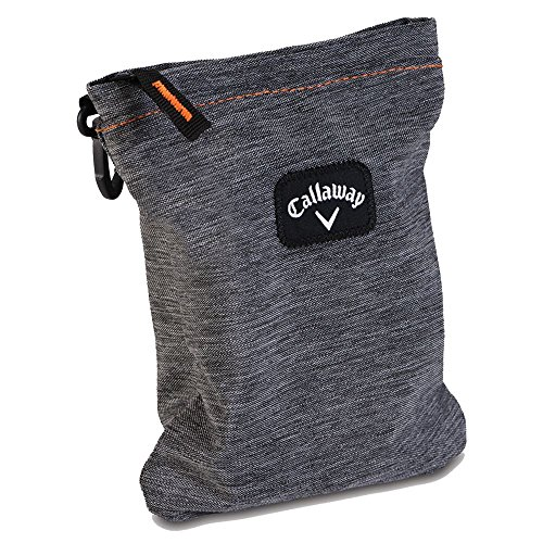 Bag Golf Tee (Callaway Clubhouse Valuables Pouch)