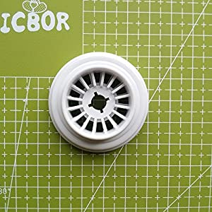 YICBOR Spool Pin Cap 511113-456 Fits Singer Sewing Machine Many 2000 4000 5000 6000 9000 Series by YICBOR