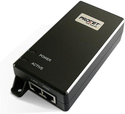 802.3Af Poe Gigabit Injector 1-Port