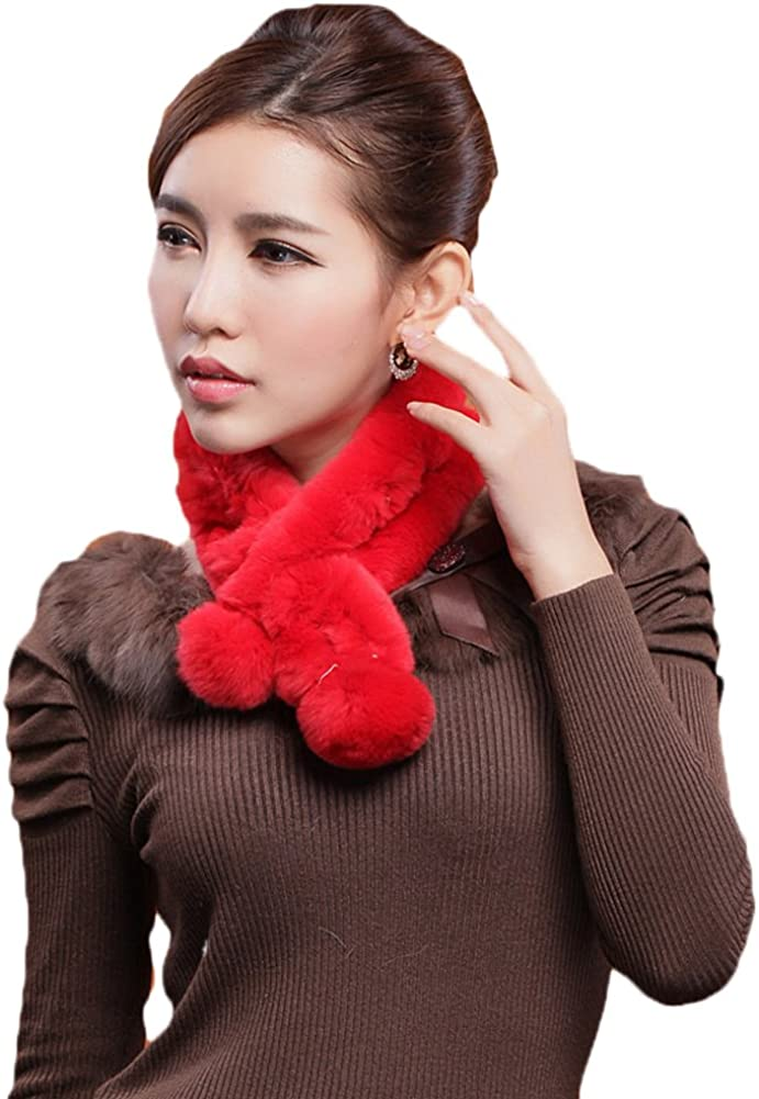 Mingxin Real Rabbit Fur...