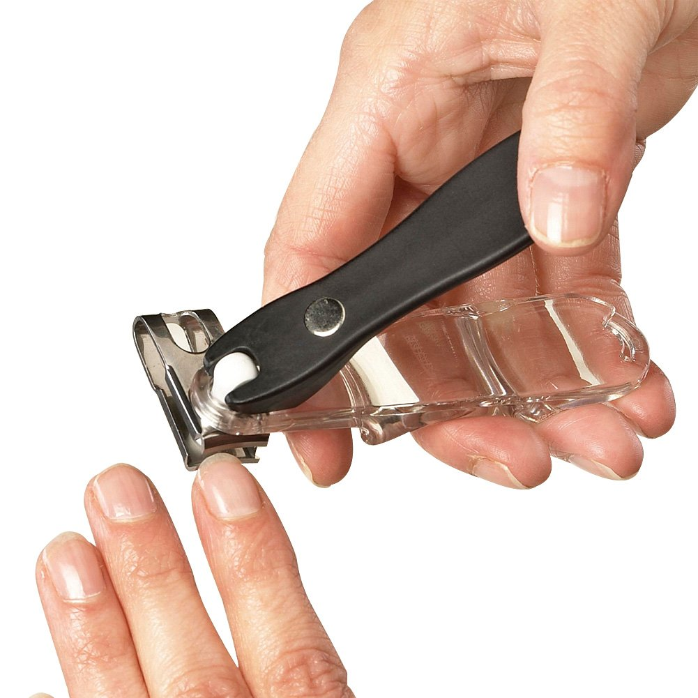 Amazon.com : Best Long Handle Nail / Toenail Clipper for Men and ...