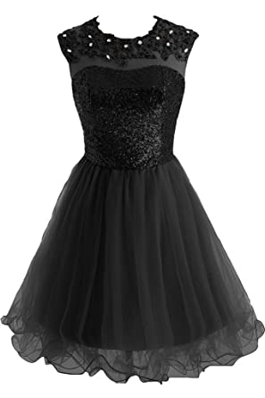 Amazon.com: Sunvary Junior Sweety 16 Homecoming Dresses Party ...