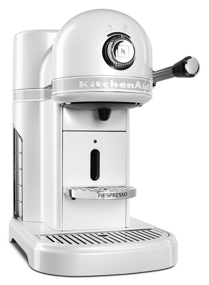 KitchenAid KES0503FP Nespresso, Frosted Pearl by KitchenAid