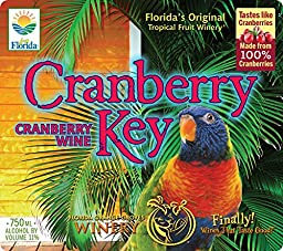 Cranberry Key - Cranberry Wine