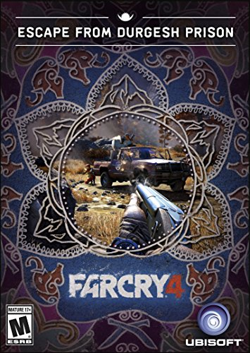Far Cry 4 DLC 1: Escape From Durgesh Prison - PS3 [Digital Code]
