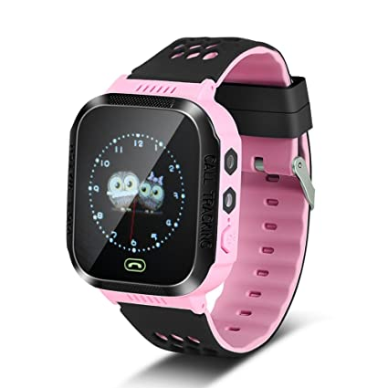 Amazon.com: Smart Intelligent Watch with SOS Camera ...