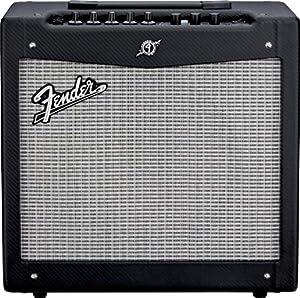 fender mustang ii 40 watt 1x12 inch guitar combo amp musical instruments. Black Bedroom Furniture Sets. Home Design Ideas