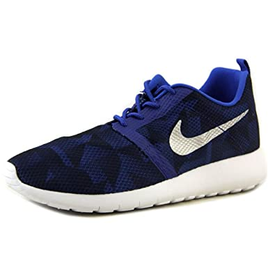 competitive price 08a1c 2f693 Nike Roshe One Flight Weight (GS) Youth US 5.5 Blue Running Shoe UK 5