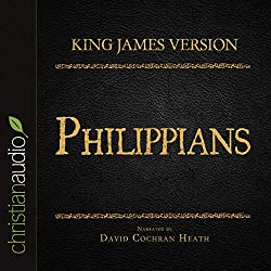 Holy Bible in Audio - King James Version: Philippians