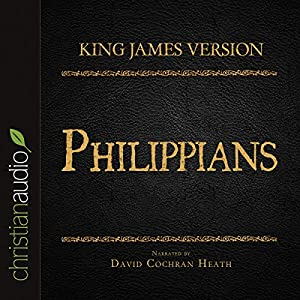 Holy Bible in Audio - King James Version: Philippians Audiobook