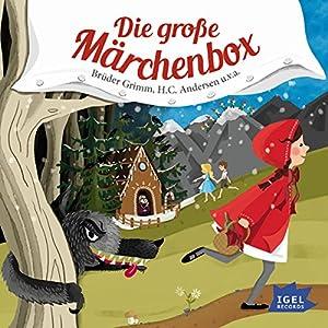 Die große Märchen-Box Hörbuch