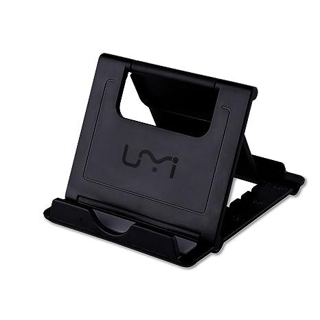 Soporte para Tablet Móvil Portátil UMIDIGI Soporte Universal de Escritorio para Teléfono con Multi-Ángulo para ...