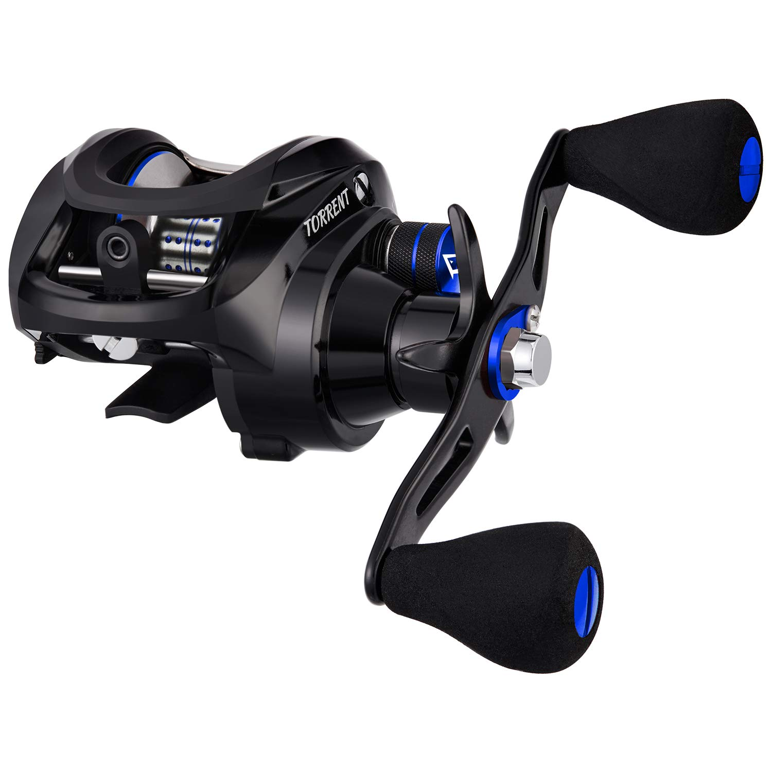 Piscifun Torrent 5.3 1 Low Profile Baitcasting Reel – 18LB Carbon Fiber Drag, Magnetic Brake Baitcasters, Affordable Baitcast Fishing Reels
