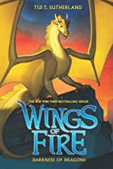 Wings of Fire #10: Darkness of Dragons Paperback
