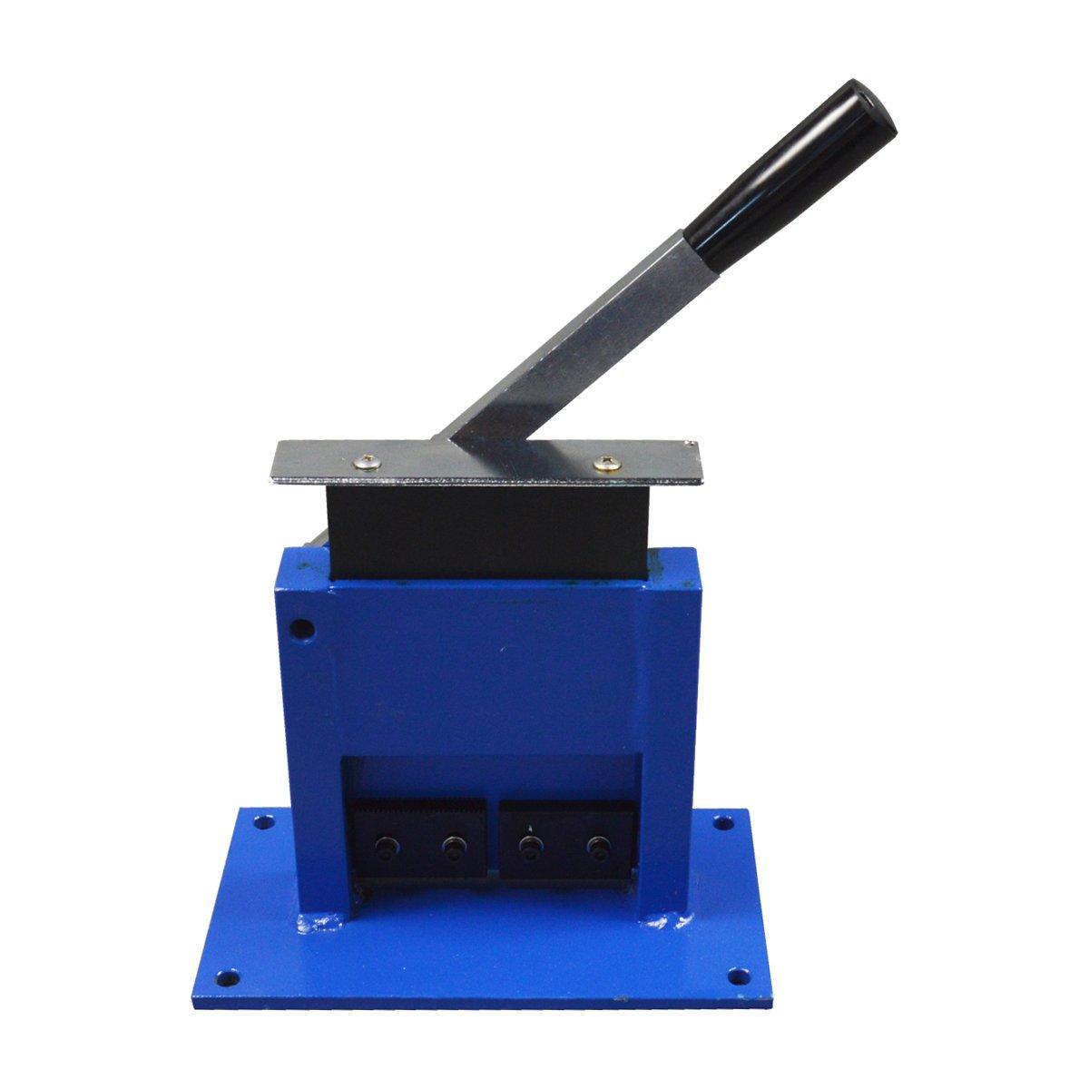 TECHTONGDA Aluminum Laminate Tube Crimping Sealing machine Manual Heavy Duty Tube Sealer(item# 251907)