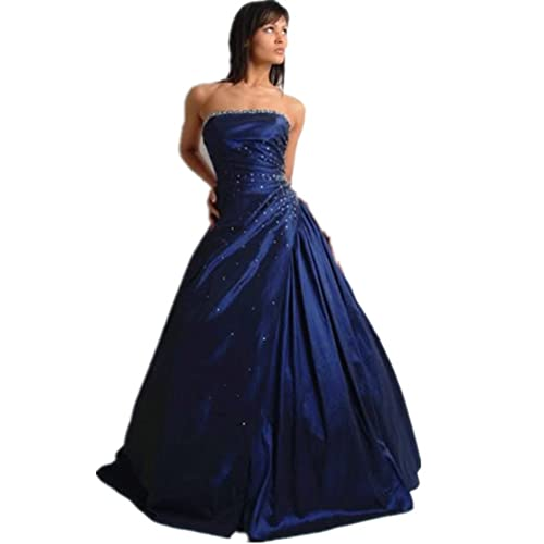 atopdress @Tz28 evening dress prom party Gown beading ball dress