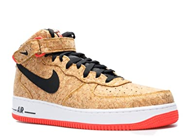Nike Force Air Cork 748282 07 100 Mid 'cork' 1 TkZuwOPilX